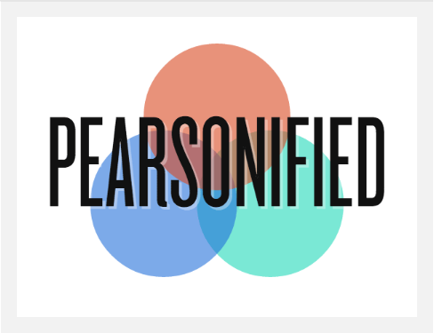 Pearsonified is a great theme
