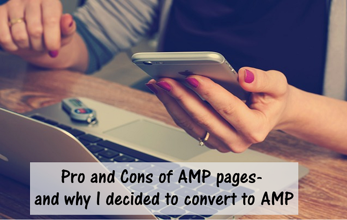 Pro and Cons of AMP