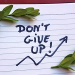 Don't give too soon on your blog