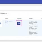 AccessTrade add campaign link